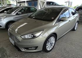 FORD Focus Fastback TIT./T.PLUS 2.0 Flex Aut.