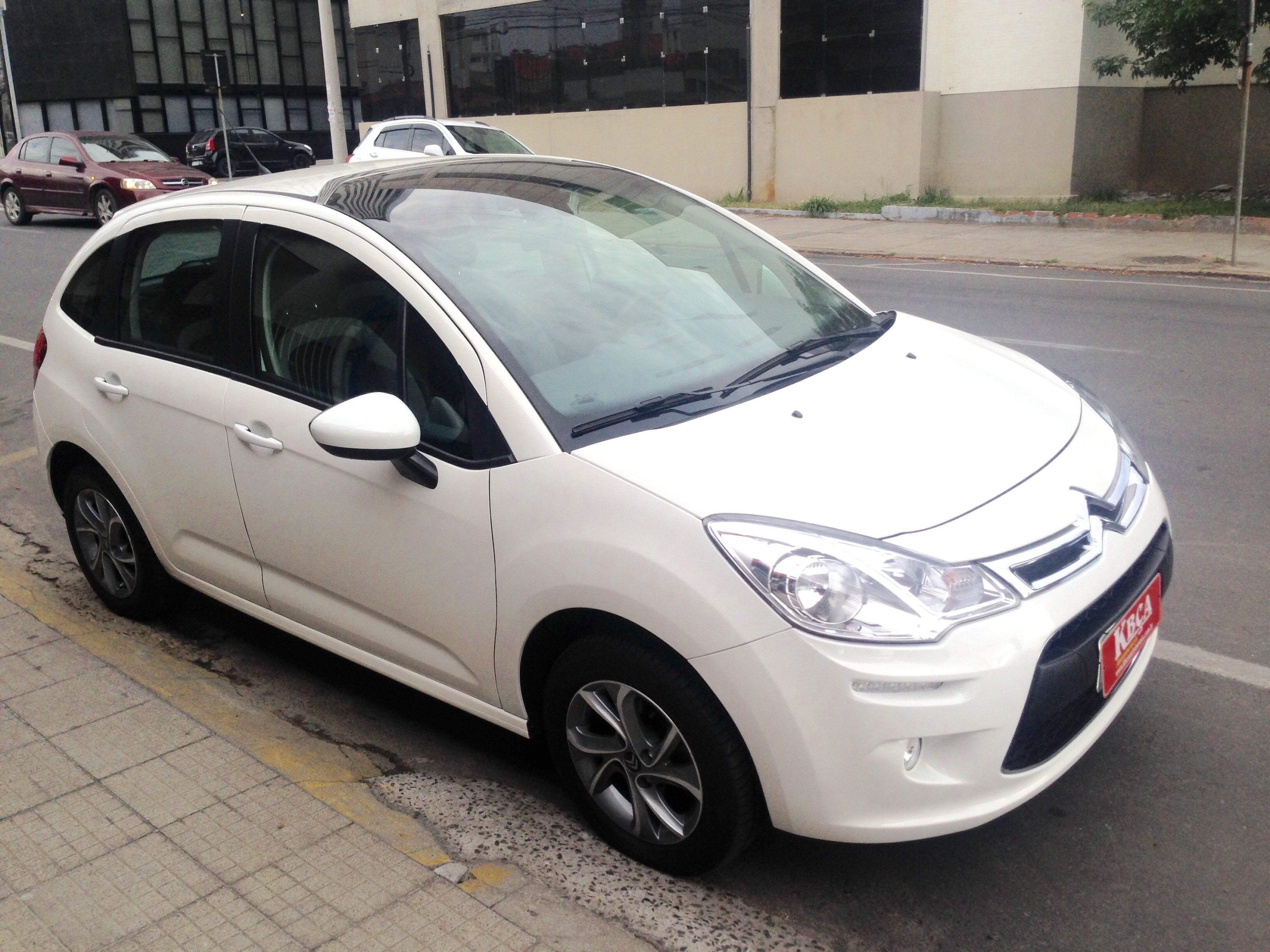 CITROEN C3 Tendance 1.6 VTi Flex Start 16V Aut.